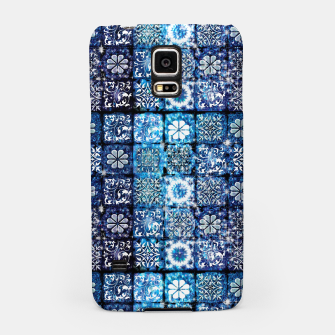 Thumbnail image of Blue Ice Crystals Samsung Case, Live Heroes