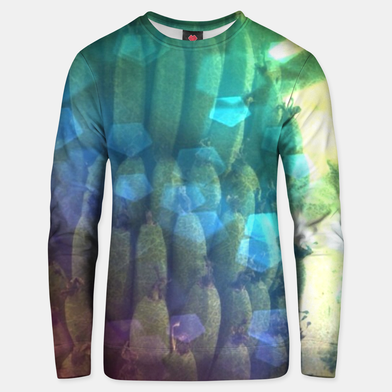 Image of Bokeh Light Bananas Unisex sweater - Live Heroes
