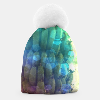 Thumbnail image of Bokeh Light Bananas Beanie, Live Heroes