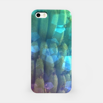 Thumbnail image of Bokeh Light Bananas iPhone Case, Live Heroes