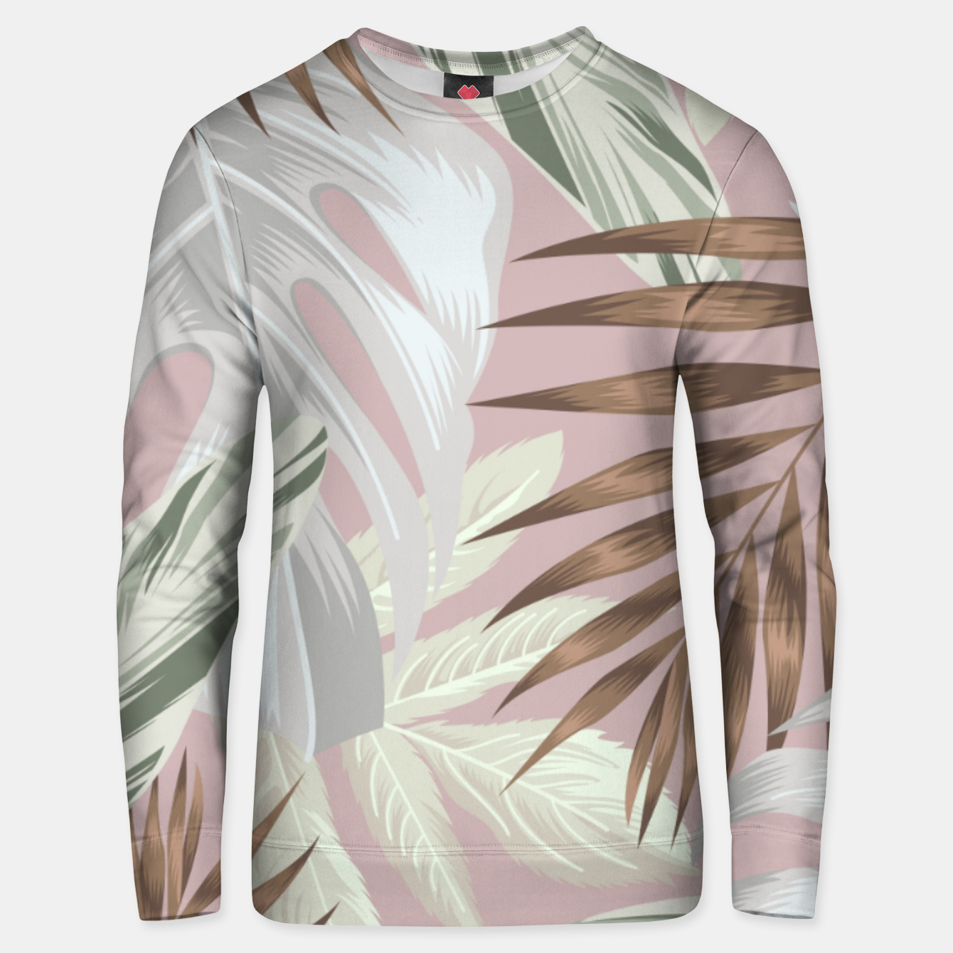 Image de Tropical nice summer 8 Sudadera unisex - Live Heroes