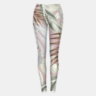Miniatur Tropical nice summer 8 Leggings, Live Heroes