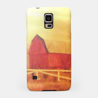 Thumbnail image of Barn Painting Samsung Case, Live Heroes