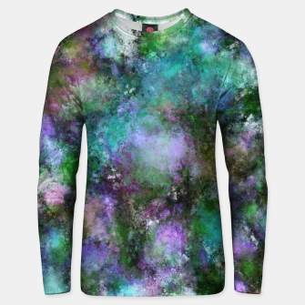 Thumbnail image of A fluid situation Unisex sweater, Live Heroes