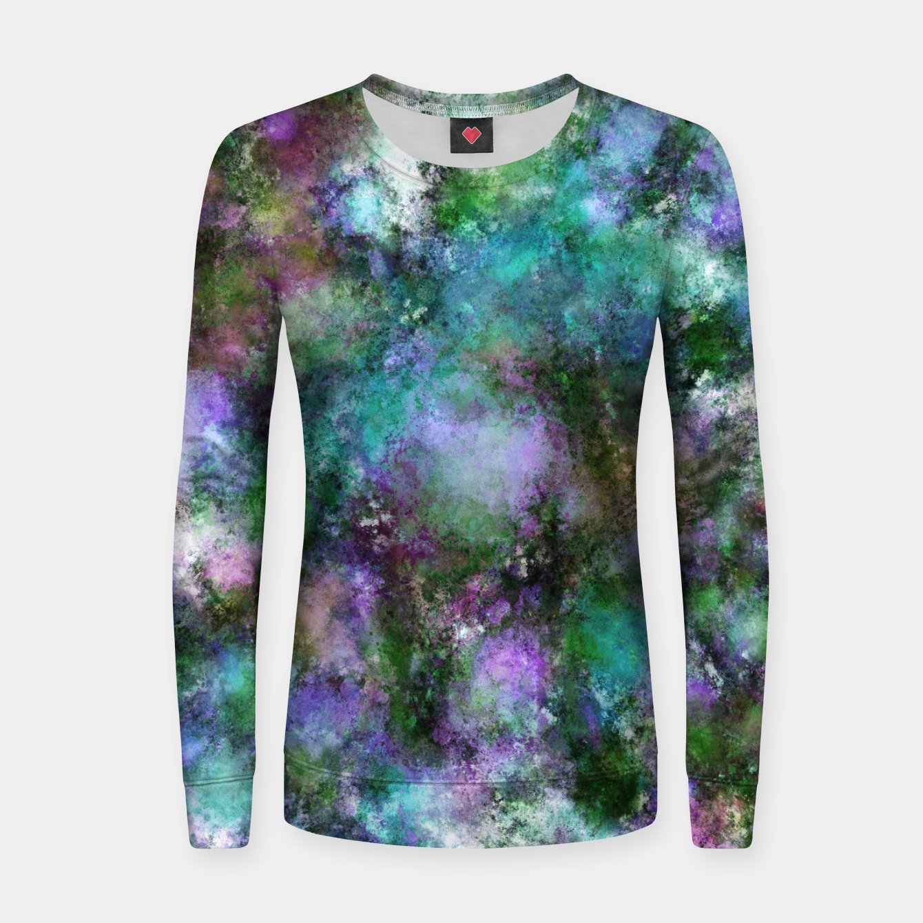 Image of A fluid situation Women sweater - Live Heroes