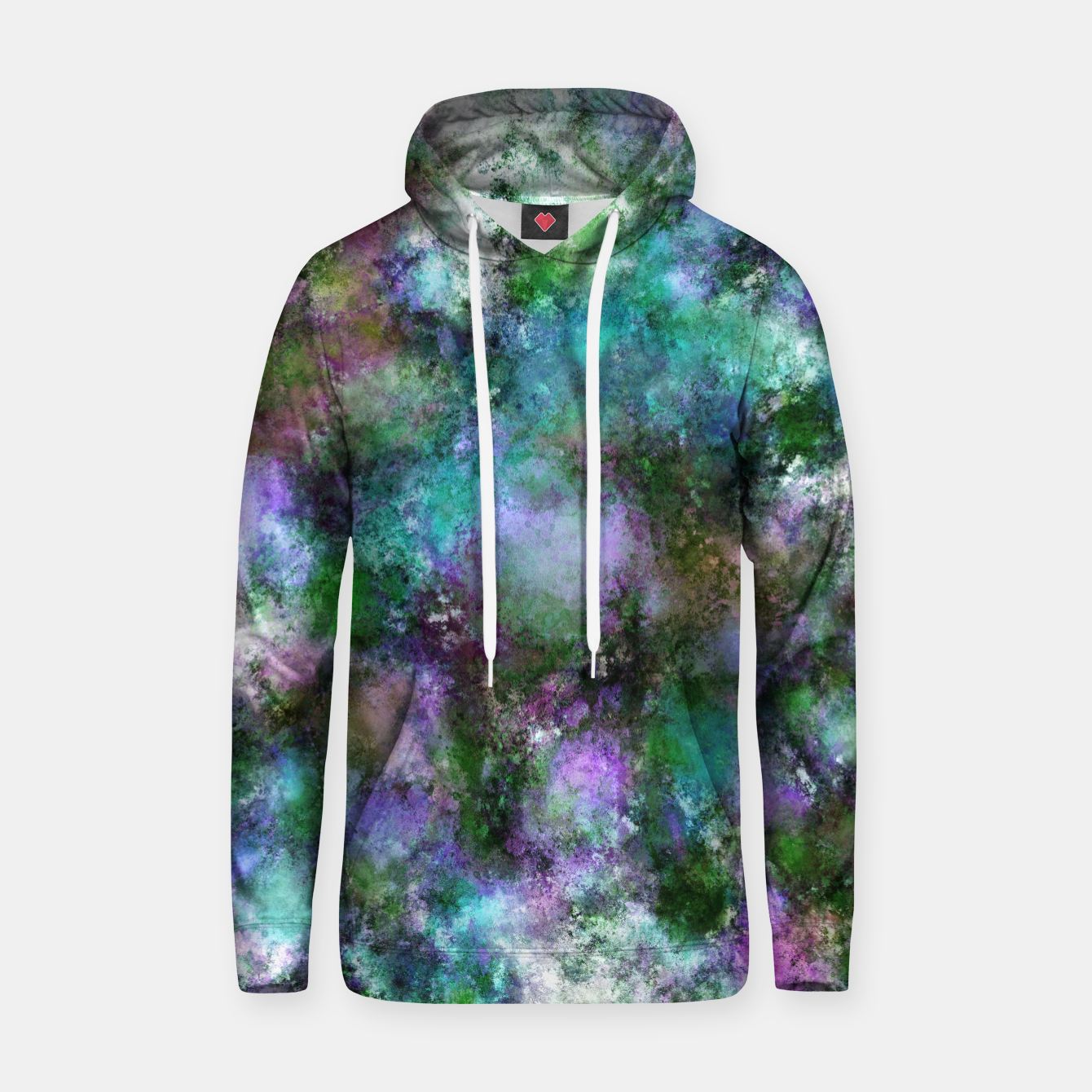 Image of A fluid situation Hoodie - Live Heroes