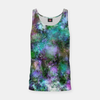 Miniatur A fluid situation Tank Top, Live Heroes