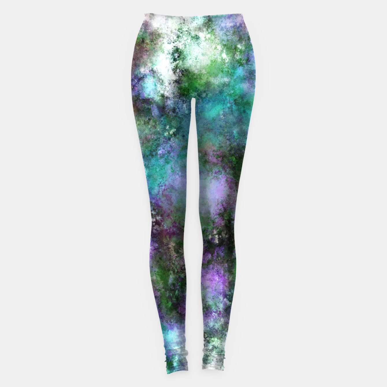 Image of A fluid situation Leggings - Live Heroes