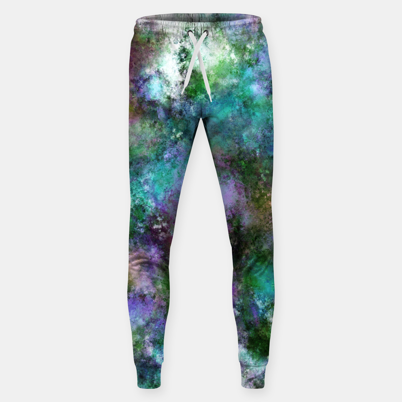 Image of A fluid situation Sweatpants - Live Heroes