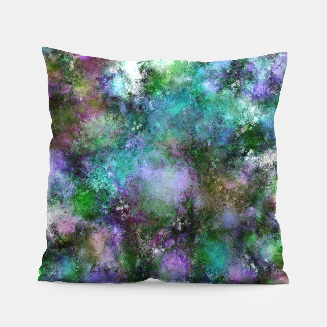 Image of A fluid situation Pillow - Live Heroes