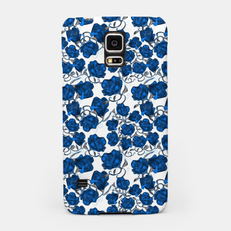 Blue Roses Samsung Case thumbnail image