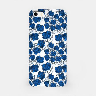 Blue Roses iPhone Case thumbnail image