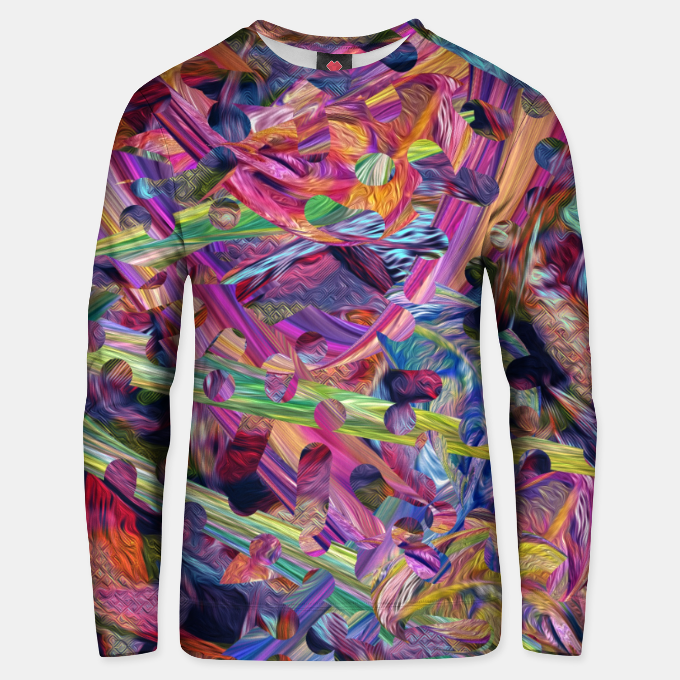 Image of Alive  Unisex sweater - Live Heroes