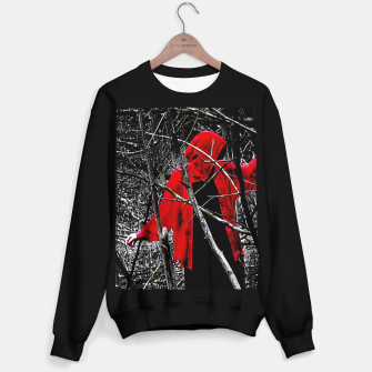 Thumbnail image of Red Riding Hood Sweater regular, Live Heroes