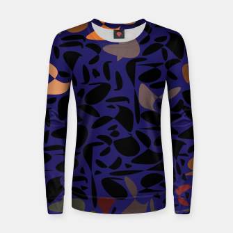 Thumbnail image of zappwaits Women sweater, Live Heroes