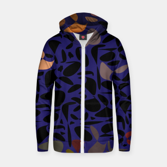 Thumbnail image of zappwaits Zip up hoodie, Live Heroes