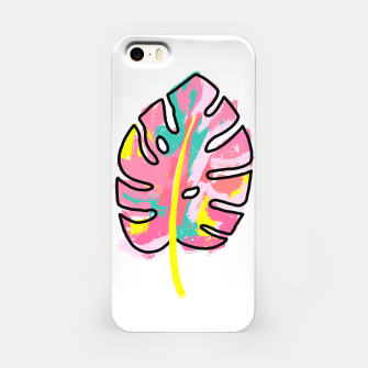 Tropical iPhone Case thumbnail image