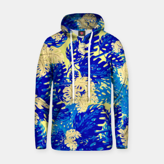 Golden Greens Sudadera con capucha miniature