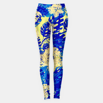 Miniature de image de Golden Greens Leggings, Live Heroes