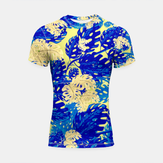 Golden Greens Shortsleeve rashguard miniature