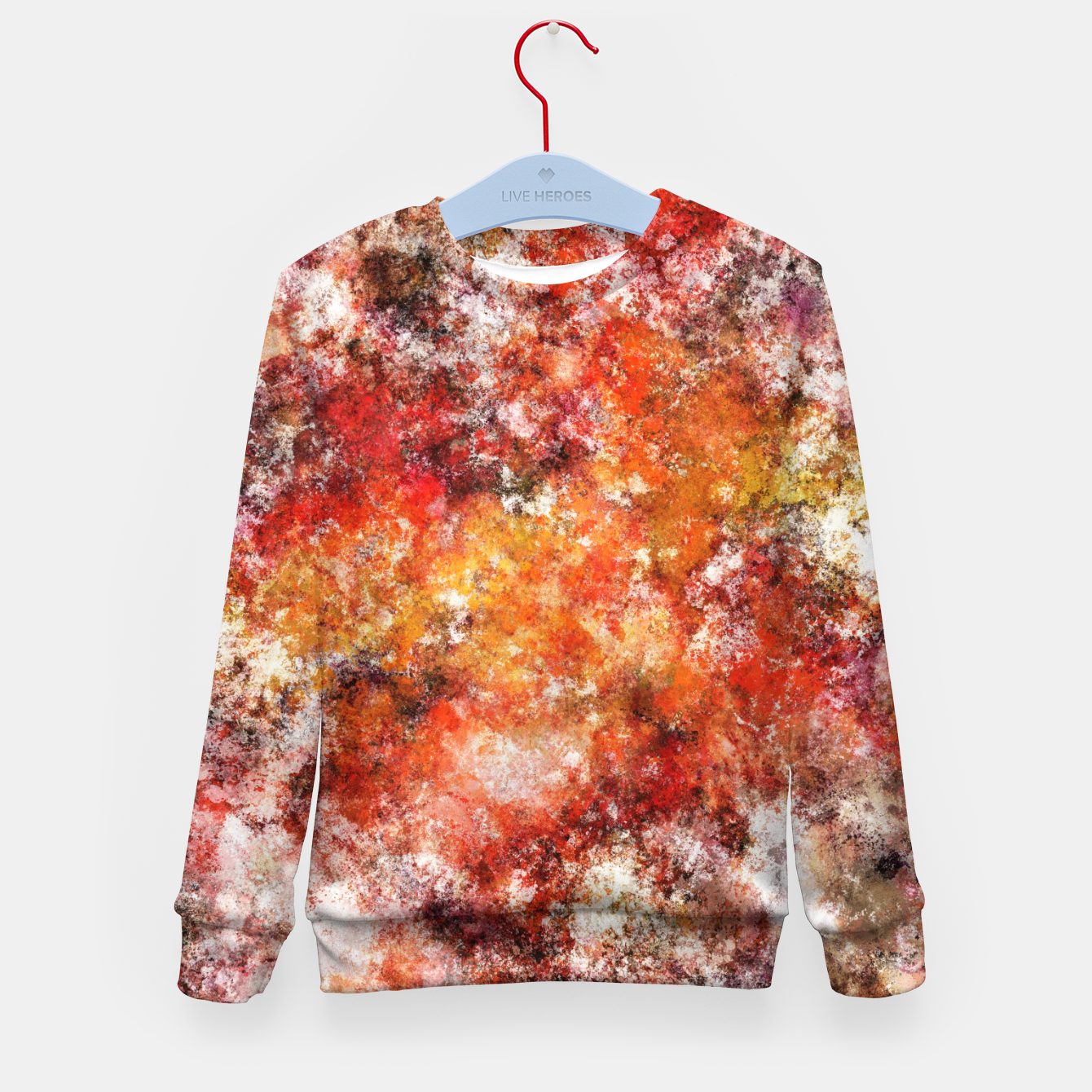 Image of Hard wiring Kid's sweater - Live Heroes