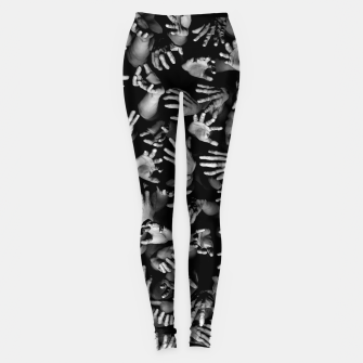 Thumbnail image of Appetite Of The Living Dead Leggings, Live Heroes