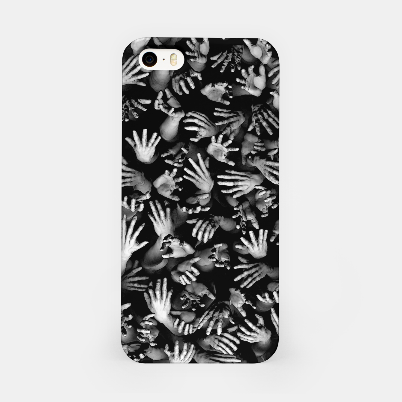 Image of Appetite Of The Living Dead iPhone Case - Live Heroes