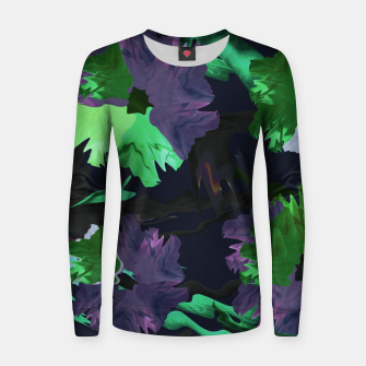 Thumbnail image of neuroflower Women sweater, Live Heroes