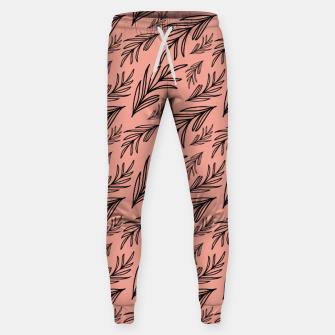 Thumbnail image of Feeling of lightness Pattern III - Melon color Sweatpants, Live Heroes