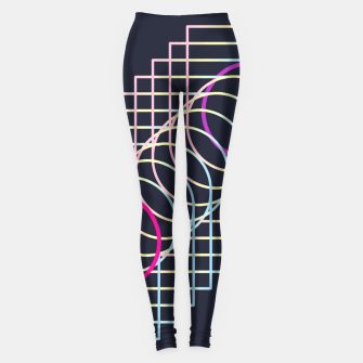 Thumbnail image of The other side Leggings, Live Heroes