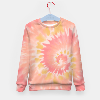 Thumbnail image of SUNSET Kid's sweater, Live Heroes