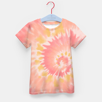 Thumbnail image of SUNSET Kid's t-shirt, Live Heroes