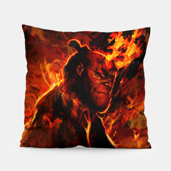 hellboy Pillow obraz miniatury