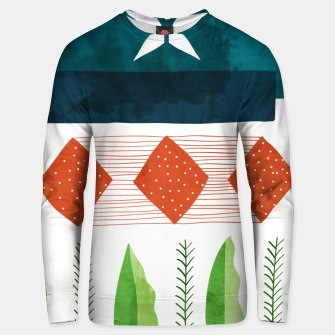 Thumbnail image of Aesthetic Unisex sweater, Live Heroes