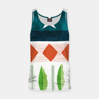 Thumbnail image of Aesthetic Tank Top, Live Heroes