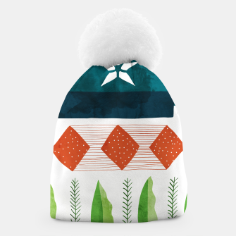 Thumbnail image of Aesthetic Beanie, Live Heroes