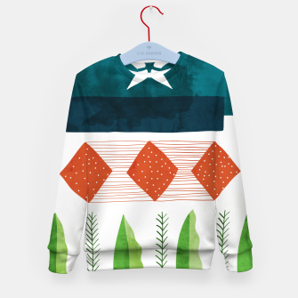 Thumbnail image of Aesthetic Kid's sweater, Live Heroes