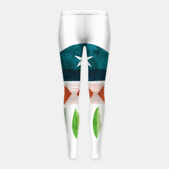 Thumbnail image of Aesthetic Girl's leggings, Live Heroes