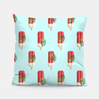 Thumbnail image of Tropical Popsicles Pillow, Live Heroes
