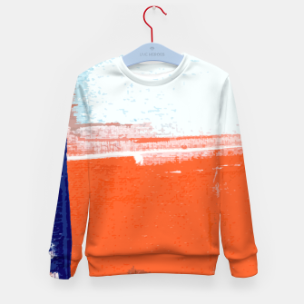 Miniatur Regeneration Kid's sweater, Live Heroes