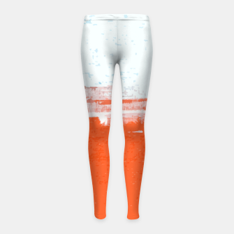 Miniatur Regeneration Girl's leggings, Live Heroes