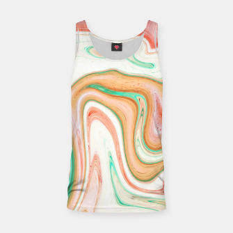 Thumbnail image of Musk Melon Tank Top, Live Heroes