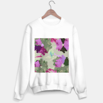 Thumbnail image of Flower tone Sweater regular, Live Heroes