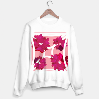 Thumbnail image of Rose flowers  Sweater regular, Live Heroes