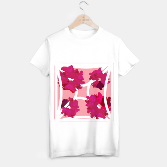 Thumbnail image of Rose flowers  T-shirt regular, Live Heroes