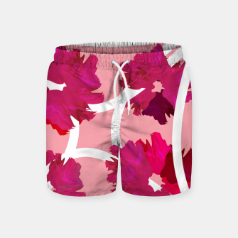 Thumbnail image of Rose flowers  Swim Shorts, Live Heroes