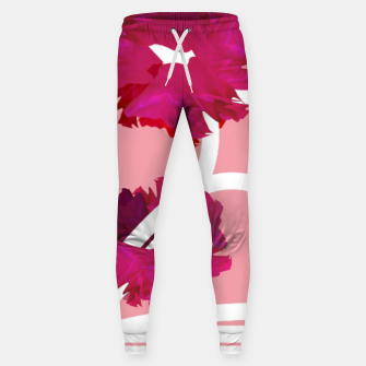Thumbnail image of Rose flowers  Sweatpants, Live Heroes