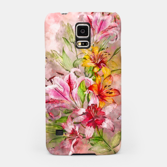 Thumbnail image of Lilies Bunch Samsung Case, Live Heroes