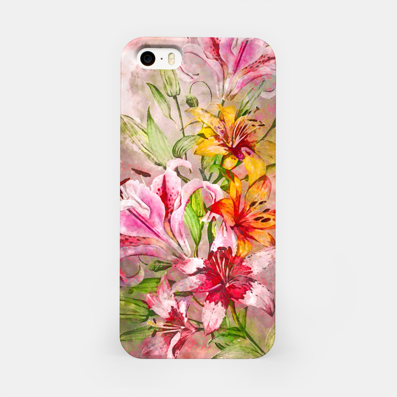 Foto Lilies Bunch iPhone Case - Live Heroes