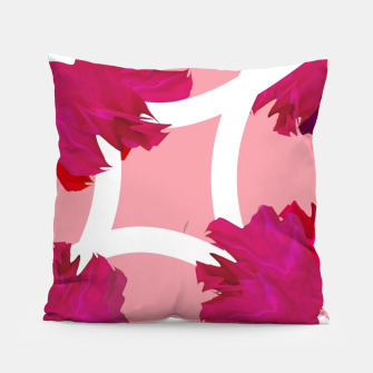 Thumbnail image of Rose flowers  Pillow, Live Heroes